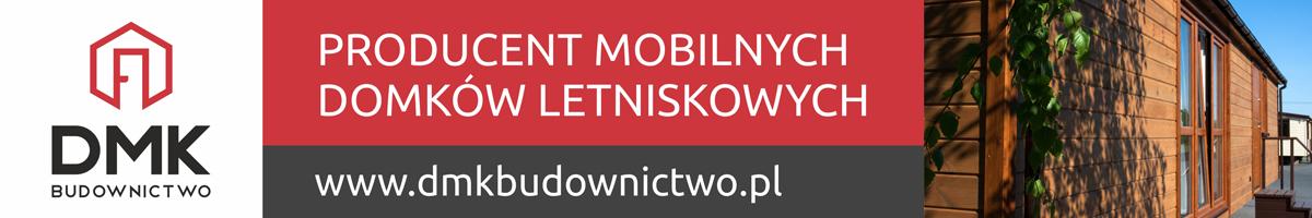 Mobilne domki letniskowe